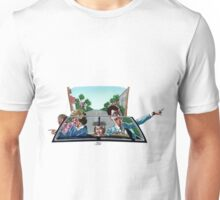 House Hunting in the 80s Unisex T-Shirt