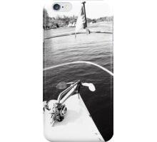 Boat Bow Upper Lough Erne iPhone Case/Skin