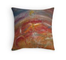 The world are a mystery Throw Pillow