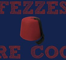 Doctor Who - Fezzes are cool #2 by BenH4