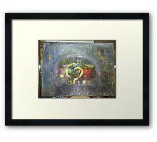 The mystery of love Framed Print