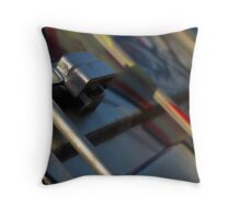 Color up your life Throw Pillow