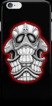 MegaSkull by Scott White