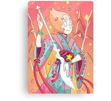 Steven Universe - Pearl-sensei Canvas Print