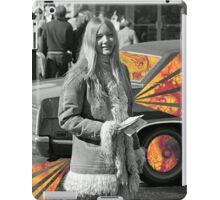 Band Aid Ride Along iPad Case/Skin