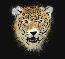 Tiger - Paint Splatters Dubs - Grunge Distressed Design Kids Clothes