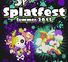 Splatfest UK 2015 by KumoriDragon