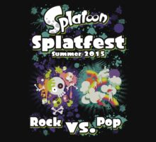 Splatfest UK 2015 Kids Tee
