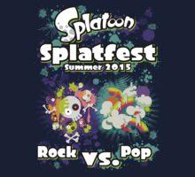 Splatfest UK 2015 Kids Tee