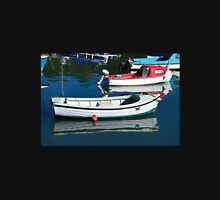 Small Boats At Lyme Regis Harbour 2 Unisex T-Shirt