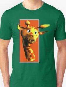 goofy the giraffe Unisex T-Shirt