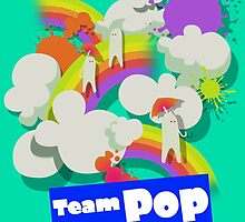 Splatfest Team Pop v.1 by KumoriDragon