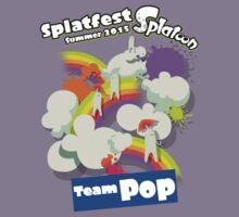Splatfest Team Pop v.2 Kids Tee