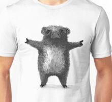 Hug, BW ver. Unisex T-Shirt