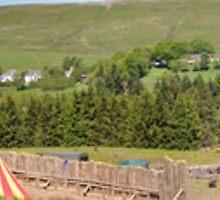 Duncarron Fort by Louie Pastore