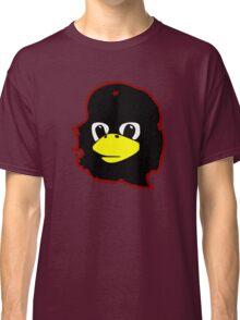 Linux tux Penguin Che guevara guerilla Classic T-Shirt