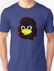 Linux tux Penguin Che guevara guerilla Unisex T-Shirt
