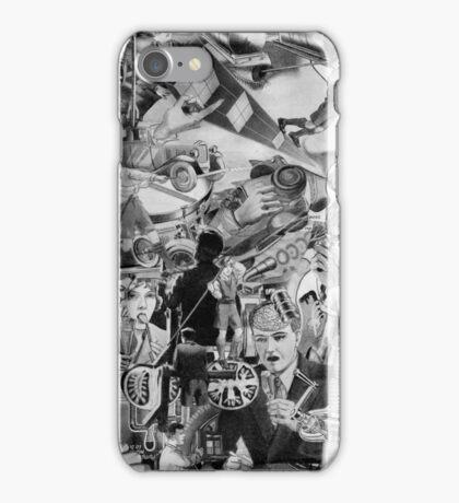 Sound Sequence in a Dream of Taste. iPhone Case/Skin