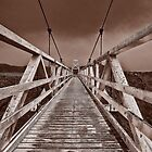 Bridge the Past by farmdogger