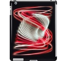 Twisted 1 Red iPad Case/Skin