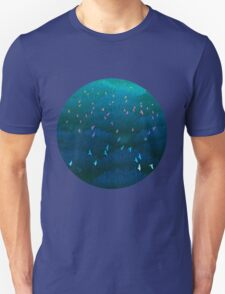 Amazonian Flight Unisex T-Shirt