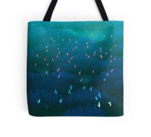 Amazonian Flight Tote Bag