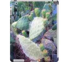 cactus flowers iPad Case/Skin
