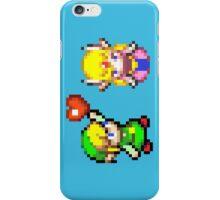 Zelda & Link iPhone Case/Skin