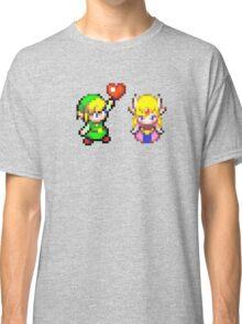 Zelda & Link Classic T-Shirt