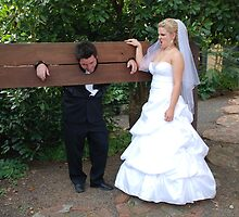 No ball & chain '' yet '' by KeepsakesPhotography Weddings