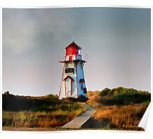 The Light at Covehead Harbour Poster