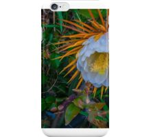 Queen of the Night Blossom...1 iPhone Case/Skin