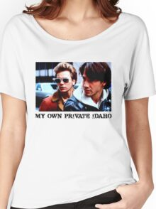 My Own Private Idaho Women's Relaxed Fit T-Shirt