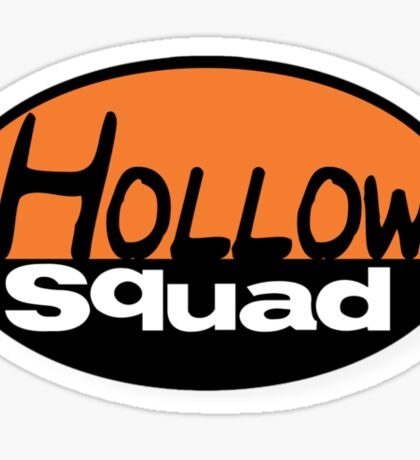 Hollow Squad Sticker