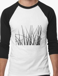Water grass (black) (T-Shirt) T-Shirt