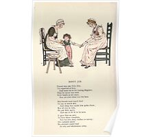LIttle Ann and Other Poems by Jane and Ann Taylor art Kate Greenaway 1883 0028 Dirty Jim Poster