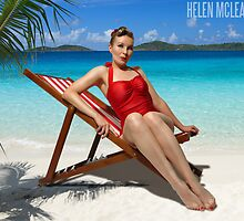Hot in the tropics I by Helen McLean