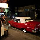 Newtown Cadillac II by David Sundstrom