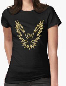 '96 Kanto Thunderbird Womens Fitted T-Shirt