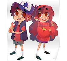 Mystery Twins! Poster