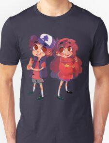 Mystery Twins! T-Shirt