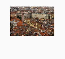Red Roofs of Europe - Nice, France, French Riviera T-Shirt