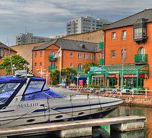 Marina village (HDR) by zumi