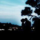 Lovers Silhouette by CatB