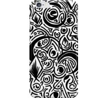 Diamonds and Crescents  iPhone Case/Skin