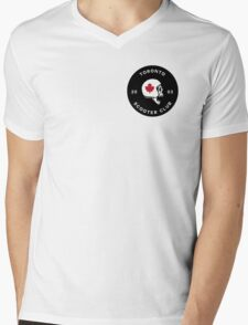 Toronto Scooter Club Mens V-Neck T-Shirt