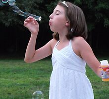 A Special Day - Shared With Bubbles by Susanne  Marie