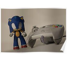Sonic & Dreamcast Poster