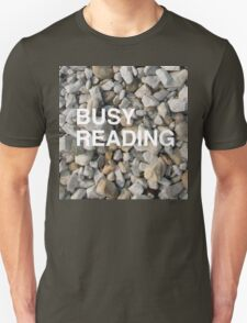 Busy Reading T-Shirt