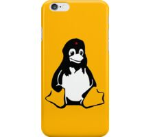 Linux tux Penguin Che  iPhone Case/Skin